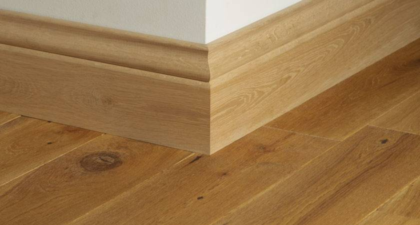 Oak Skirting Floor Boards Thefloors