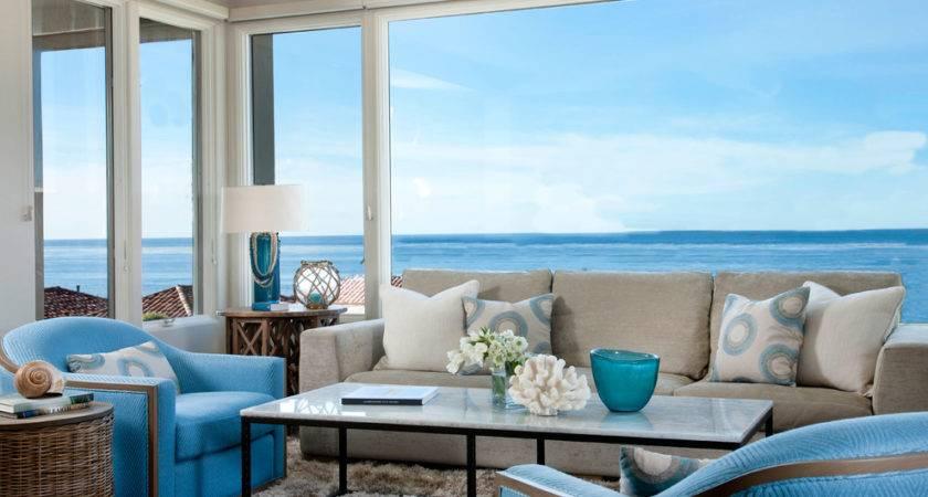 Ocean Decor Living Room Peenmedia
