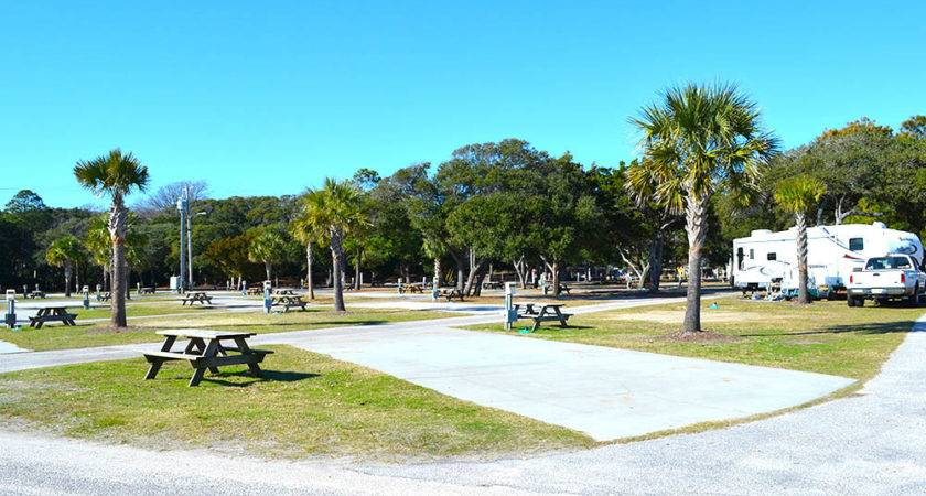 Ocean Lakes Campground Myrtle Beach