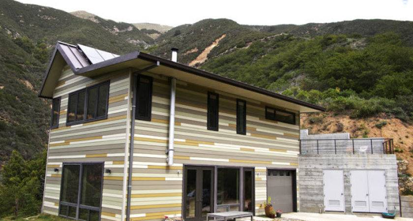 Off Grid Green Prefab Home California Modern