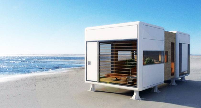 Off Grid Living Modern Mobile Home