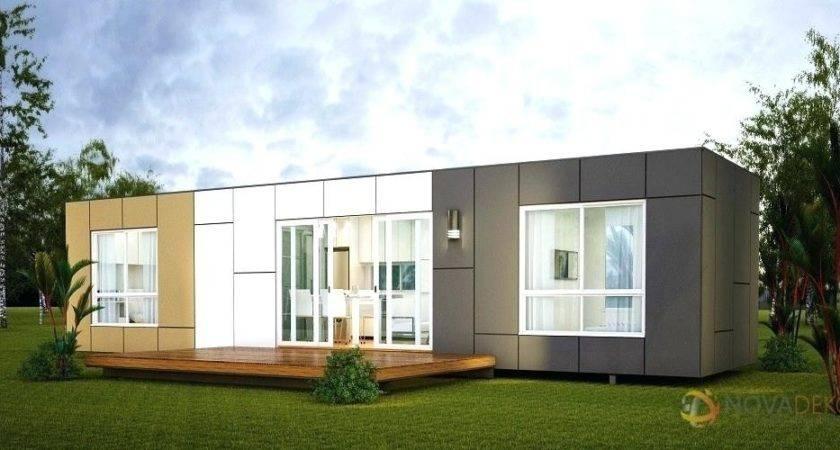 Off Grid Modular Homes Trillium Prefab