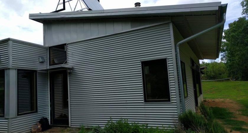Off Grid Passive Solar Prefab House Summer Lovely