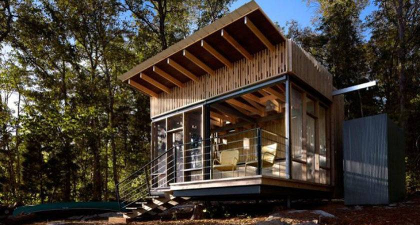 Off Grid Prefab Homes Live Away Stress
