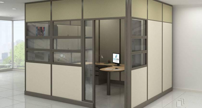 Office Cubicles Open Plan Modular Walls