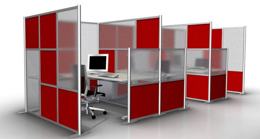 Office Glamorous Partition Walls