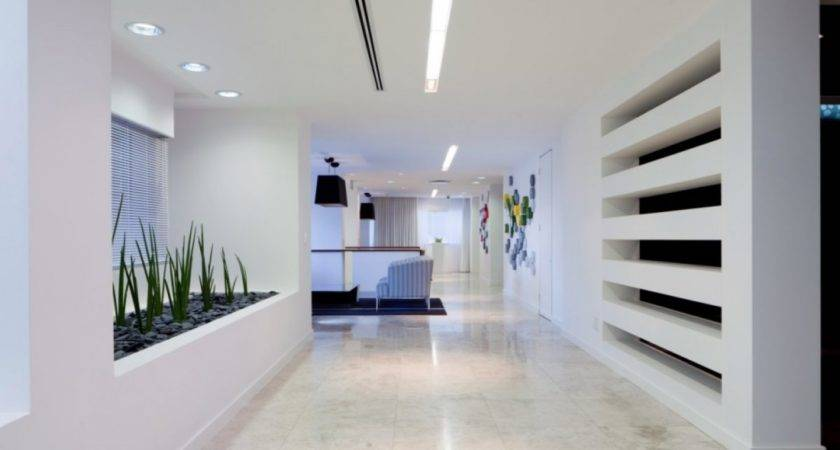 Office Interior Wall Design Ideas
