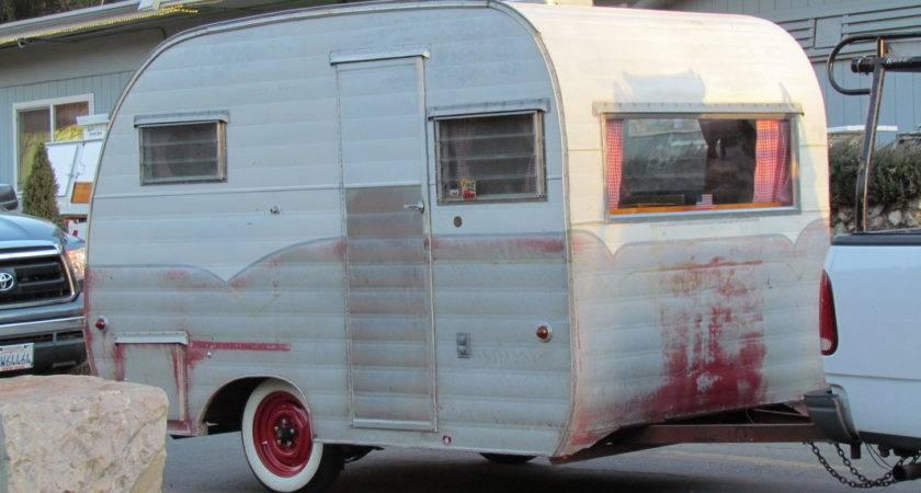 Old Camper Trailers Autos Weblog