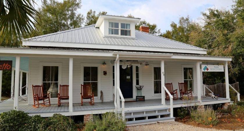 Old Florida Beach House Plans