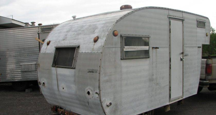 Old Glory Vintage Travel Trailer Restorations Bubby
