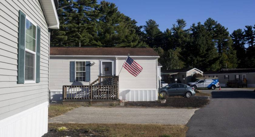 Old Orchard Beach Campground Mobile Home Park