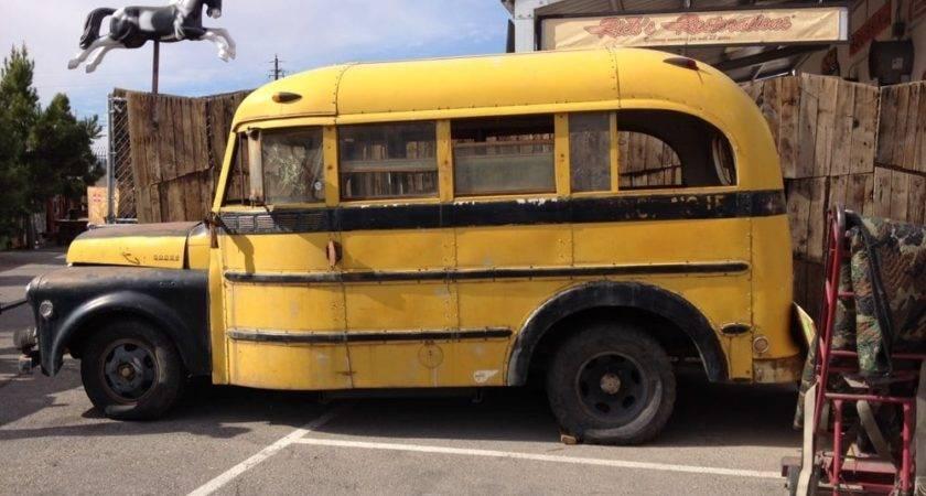 Old School Bus Yelp