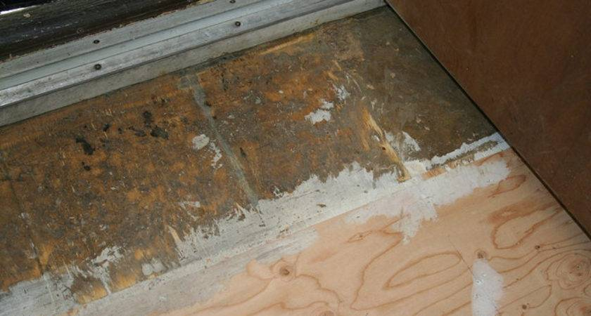 Old Subfloor New Plywood Flickr Sharing