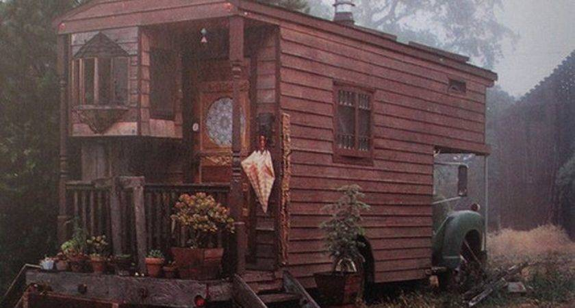 Old Trailer House Funny