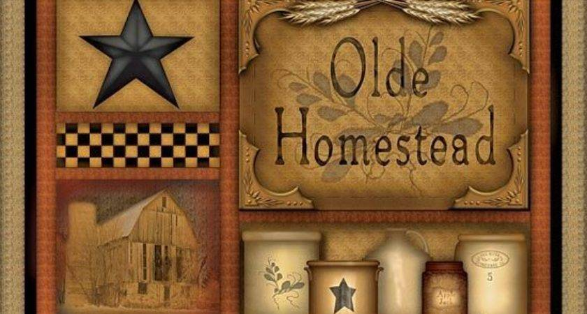 Olde Homestead Artist Carrie Knoff Primitives