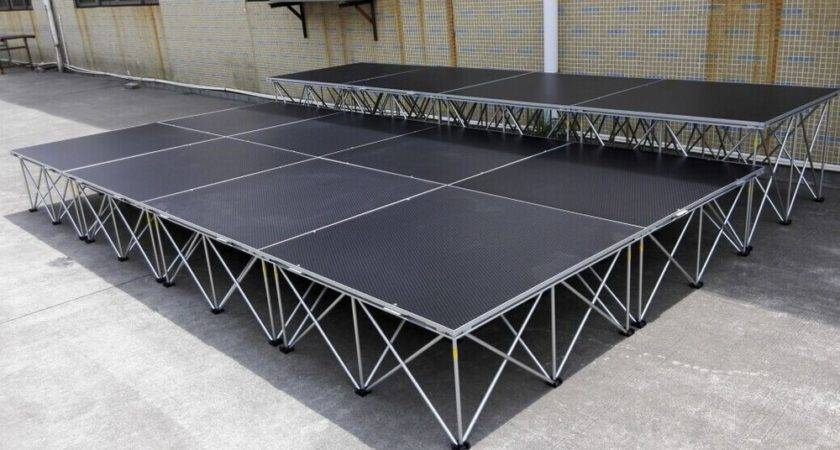 Only Usd Portable Stage Platform Quick