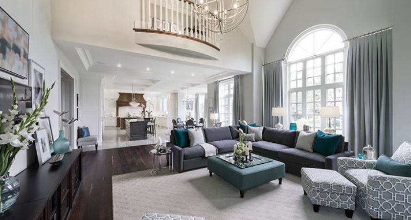 Open Concept Decorating
