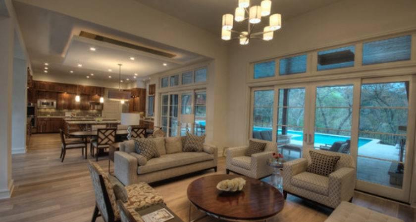 Open Concept Kitchen Living Room Designs Home Interior Ideas