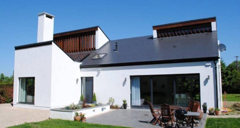 Open Plan Kitchen Living Room Dormers Houses Styles