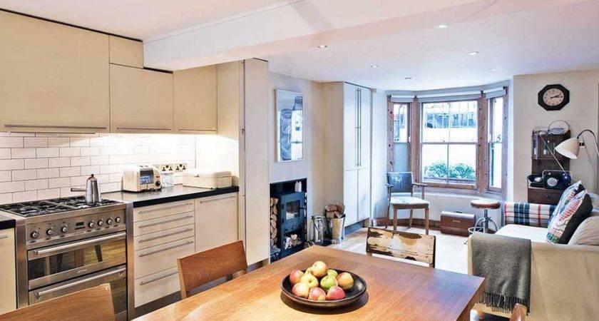 Open Plan Kitchen Living Room Pertaining Motivate