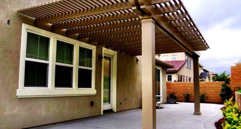 Open Porch Roof Designs