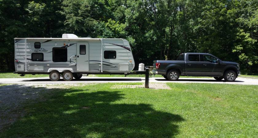 Open Roads Forum Travel Trailers Truck Floating