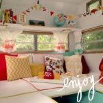 Opendoor Studio Our Little Retro Camper Her