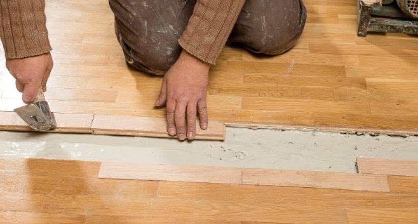 Options Uneven Floor Repair Doityourself