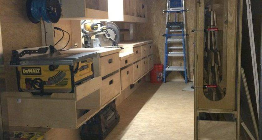 Organized Construction Trailer Projects Pinterest