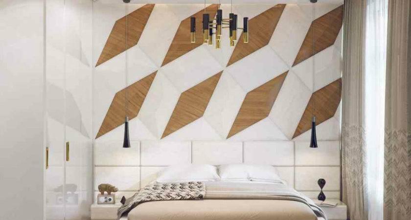 Original Incandescent Bedroom Ideas Accent Walls