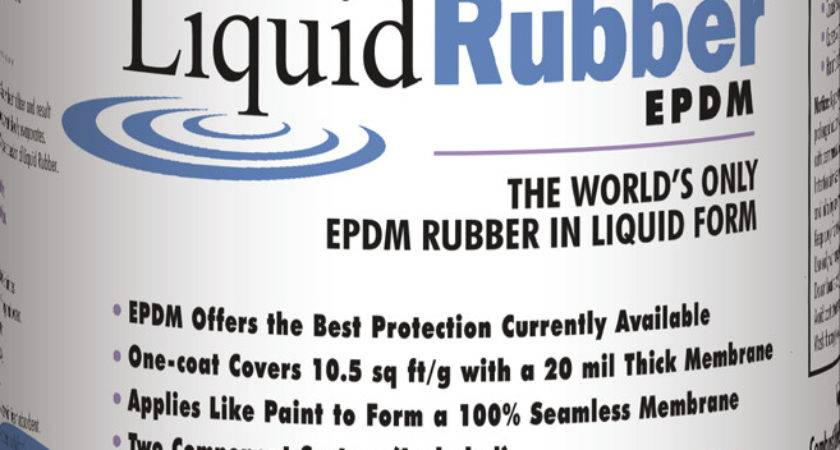 Original Liquid Rubber Epdm Pro Guard Coatings