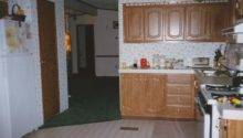 Original Mobile Home Kitchen Makeover
