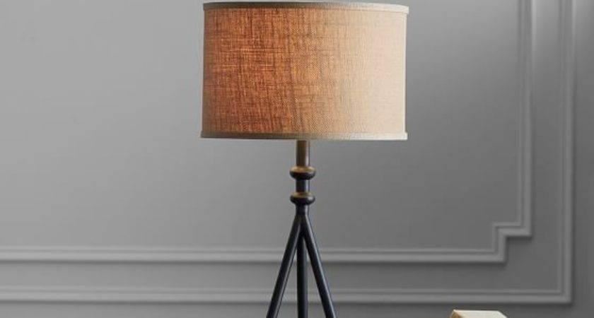 Orson Table Lamp Base Pottery Barn