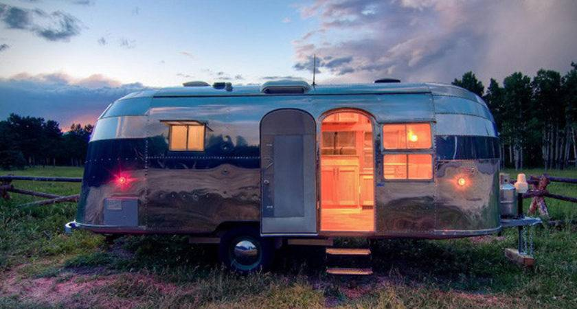 Orvis Airstream Flying Cloud Travel Trailer