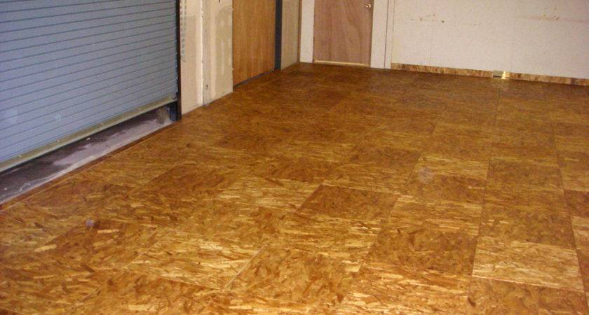 Osb Finished Flooring Quotes