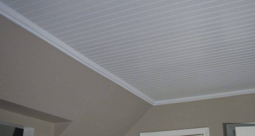Our Creative Life Beadboard Ceiling Serious