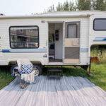 Our Diy Camper Renovated Tour Mommy