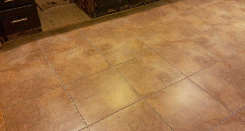 Our Snapstone Floor Placed Prior Tiling Decided