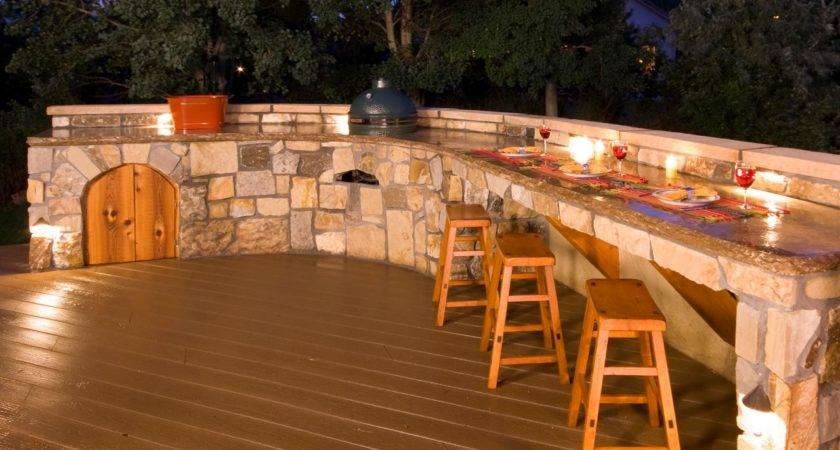 Outdoor Bars Options Ideas Hgtv