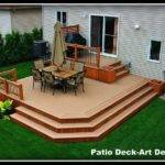 Outdoor Decks Patios Interior Design Ideas