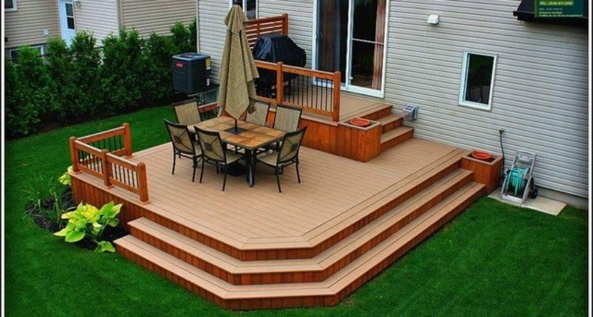 Outdoor Decks Patios Interior Design Ideas