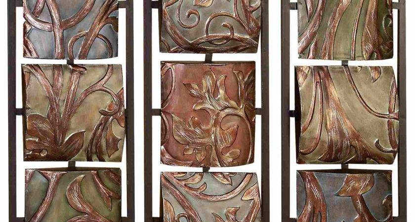 Outdoor Decorative Metal Wall Panels Plate Design Ideas