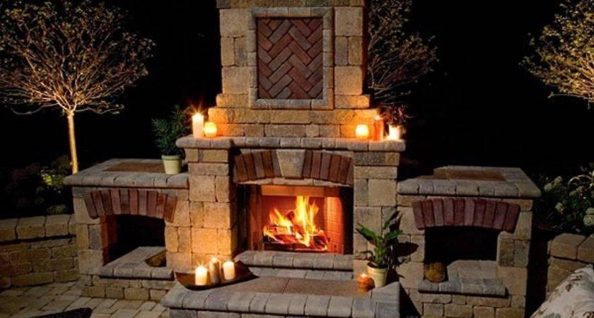 Outdoor Fireplaces Columbus Ohio