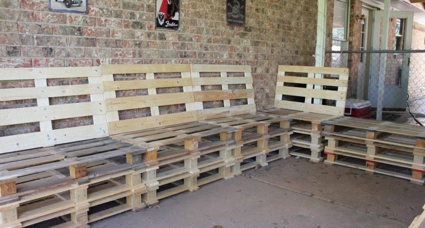 Outdoor Furniture Pallets Native Home Garden Design