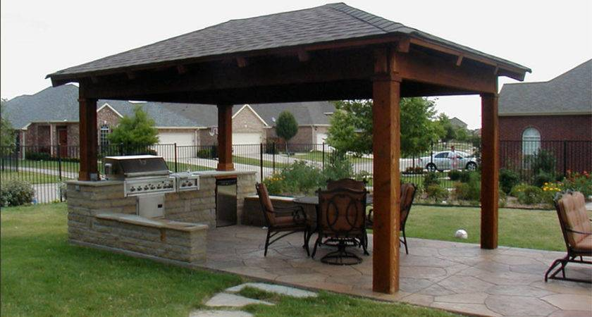 Outdoor Kitchen Design Ideas Home Decoration
