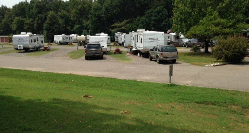 Outdoor Living Center Park Russellville Campgrounds