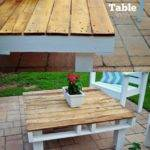Outdoor Pallet Projects Diy Furniture