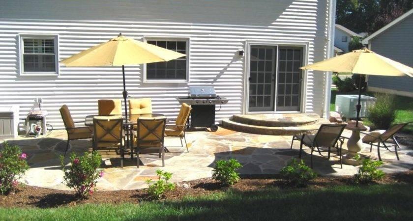 Outdoor Patio Landscape Ideas Home Citizen