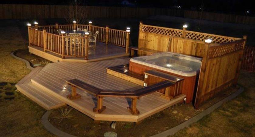 Outdoor Pool Patio Ideas Deck