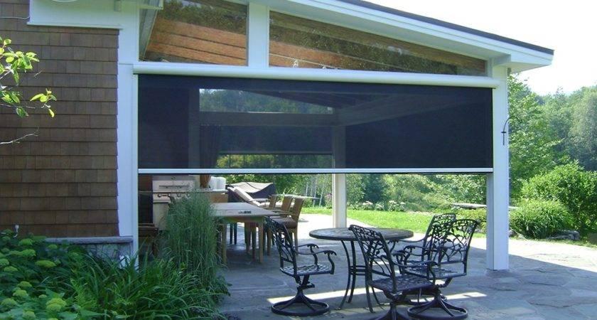 Outdoor Portable Screen Porches
